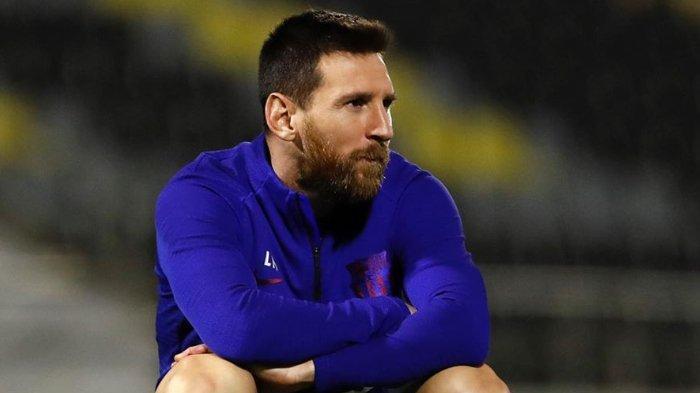 Bantu Lawan Virus Corona, Lionel Messi Berikan Sumbangan Rp 17,7 Miliar untuk Kota Kelahirannya