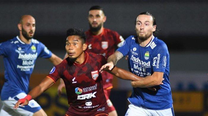 Reaksi Presiden Borneo FC setelah Boaz dkk Bermain Imbang dengan Persib Bandung di Liga 1 2021