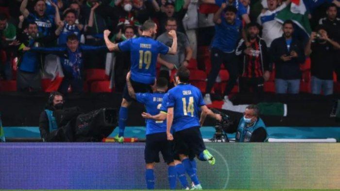 Daftar Peraih Penghargaan Euro 2020: Catatkan Nama Donarrumma, Ronaldo dan Pedri, Italia Juara