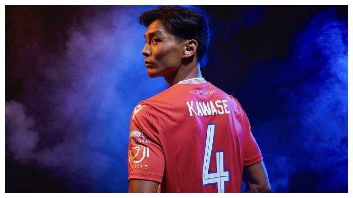 Pemain Jepang yang bermain di Southern, Kota Kawase. Dirinya Dikaitkan dengan Persib Bandung, Bobotoh Serukan untuk Gabung