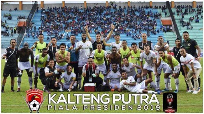 PSIS Semarang Vs Kalteng Putra: Gomes de Oliveira Berniat Balas Kekalahan di Piala Presiden 2019