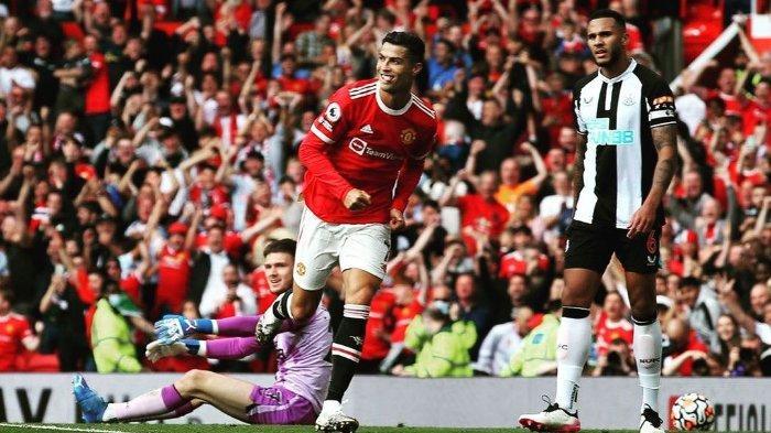 Bisa Jadi Legenda Manchester United, Ronaldo Disebut Eks Liverpool akan Setara dengan Eric Cantona