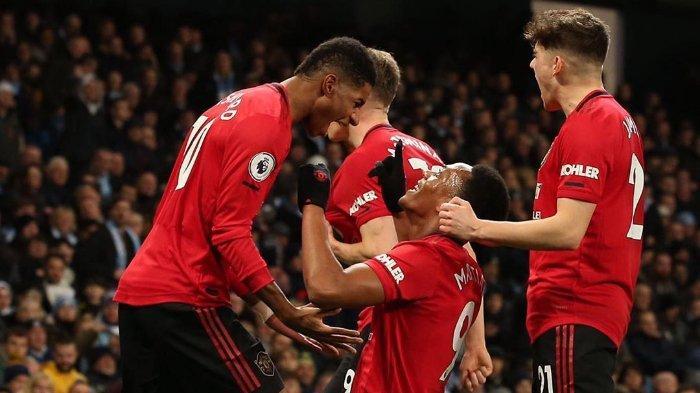Jadwal Liga Inggris Pekan ke-12: Big Match Manchester United Vs Manchester City, Live Mola TV