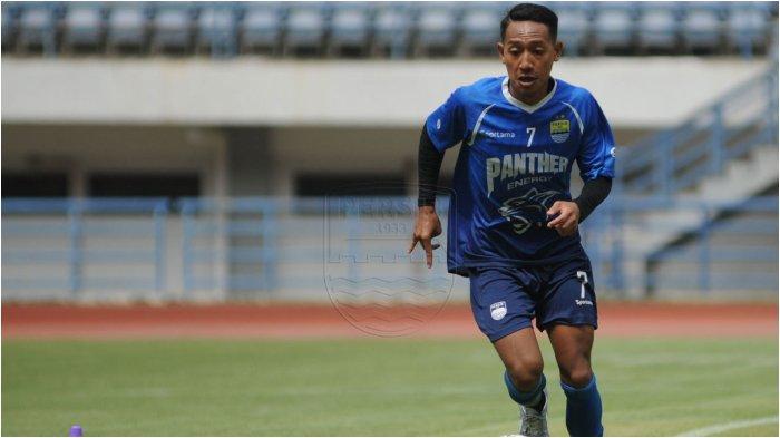 Jelang Uji Coba Pertandingan Melawan Tira Persikabo, 3 Pemain Persib Bandung Absen