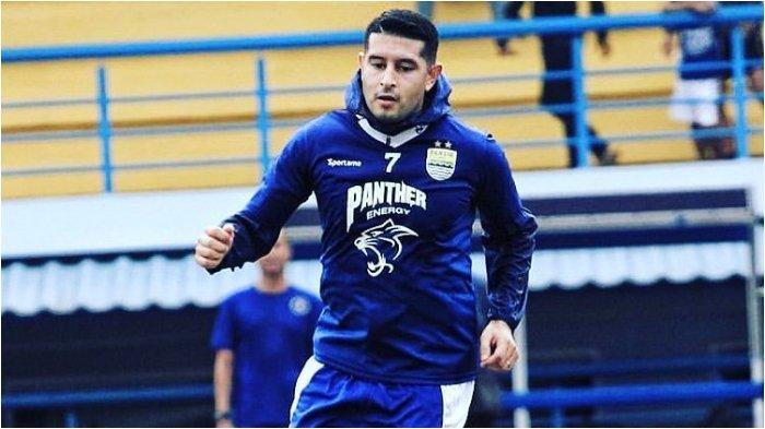pemain Persib Bandung, Esteban Vizcarra