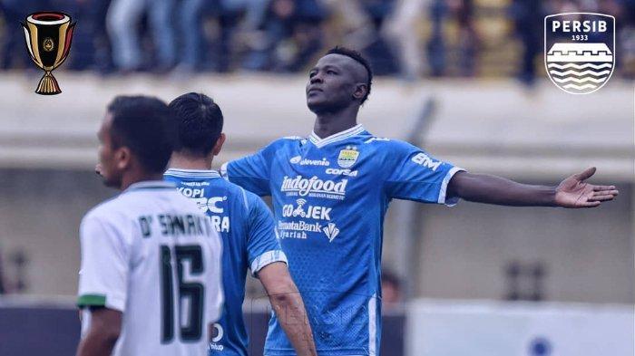 Pemain Persib Bandung, Ezechiel N Douassel