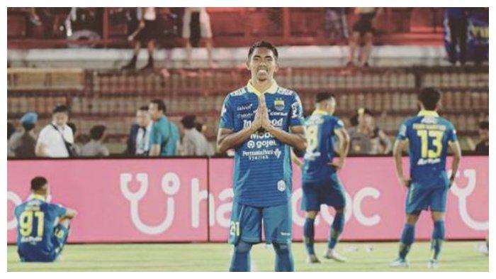 Pemain Persib Bandung yang Moncer di Piala Menpora 2021, Cetak 3 Gol, 2 Asist di 8 Laga, Siapa?