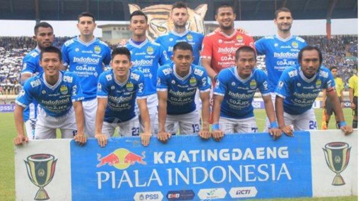 Siap Tantang Arema FC, 19 Pemain Persib Bandung Bertolak ke Malang