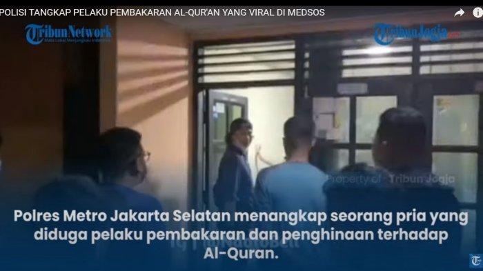 Fakta Pembakaran Alquran yang Viral di Media Sosial, Pelaku Rupanya Mau Balas Dendam ke Mantan