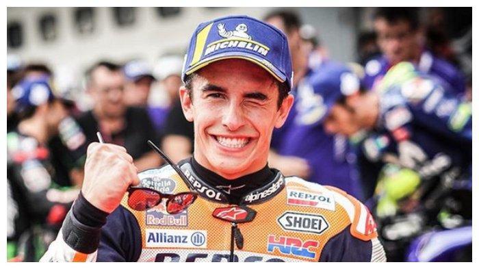 Marc Marquez akan datang ke Indonesia pada februari mendatang