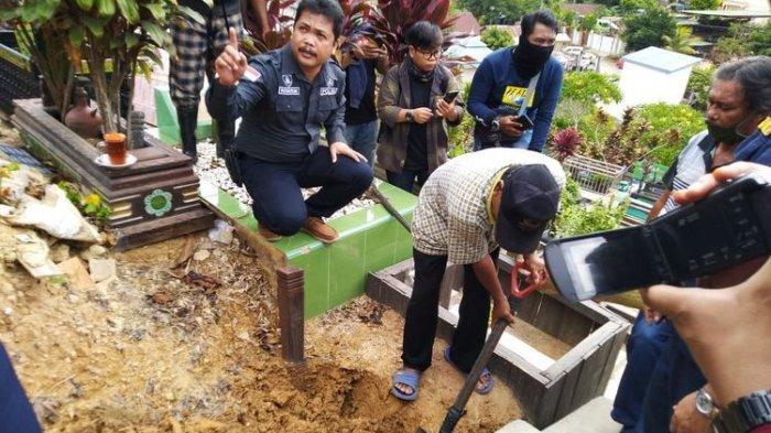 UPDATE Kasus Balita Tanpa Kepala di Samarinda, Diautopsi Ahli yang Pernah Tangani Bom Bali