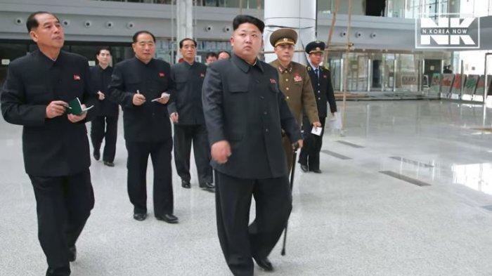 Virus Corona Diduga Sudah Masuk Korea Utara, Kim Jong Un Langsung Rapat Darurat