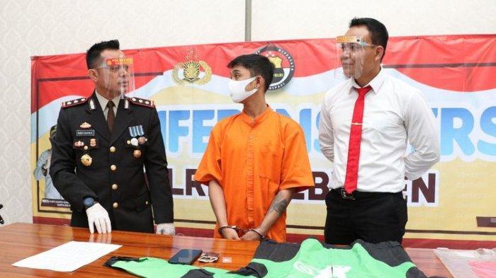 Pemuda Tertangkap Bawa Sabu yang Disembunyikan di Bungkus Rokok, Kelabui Petugas Pakai Jaket Ojol