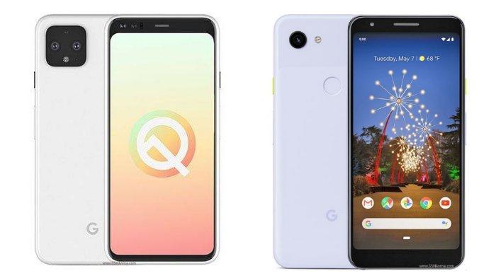 Google Pixel 4Dirilis 24 Oktober 2019, Ini Beda Spesifikasinya dengan Google Pixel 3a XL