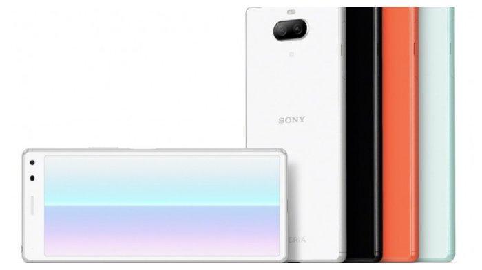 Sony Xperia 8 Dirilis Oktober 2019, Intip Spesifikasi Lengkapnya Berikut Ini