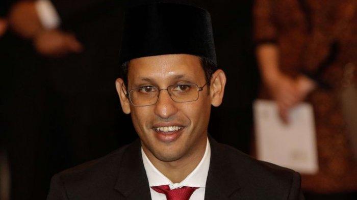 Nadiem Makarim Putuskan Mulai Senin 13 April Siswa Bisa Belajar dari Rumah Lewat Tayangan TVRI