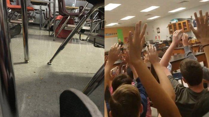 Terjadi Penembakan di Sebuah Sekolah di Amerika yang Tewaskan 17 Orang, Video Mengerikan Beredar