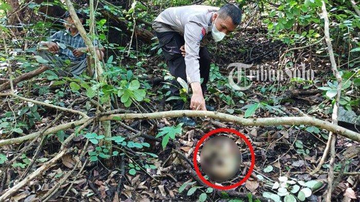 Ditemukan Kerangka Manusia di Sukoharjo hingga Gegerkan Warga, Sosoknya Terungkap