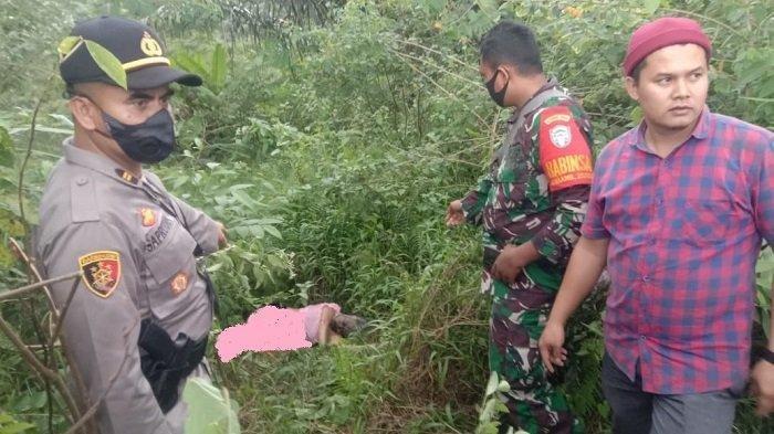 Warga Temukan Mayat Perempuan Tanpa Identitas di Jurang Gunung Salak, Diduga Sengaja Dibuang