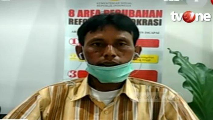 Pengakuan Irwan Yudha, tunawisma yang dibawa Mensos Risma ke panti rehabilitasi, dalam Kabar Petang, Jumat (8/1/2021).