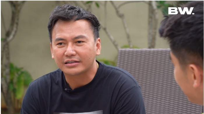 Pengakuan Wijin mengenai perasaannya soal kasus video syur yang menyeret nama Gisel, Sabtu (9/1/2021).