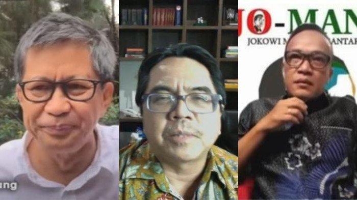 Fakta Penolakan Presiden 3 Periode: Dinilai Sesat hingga Rocky Gerung Minta Jokowi Tampar Qodari