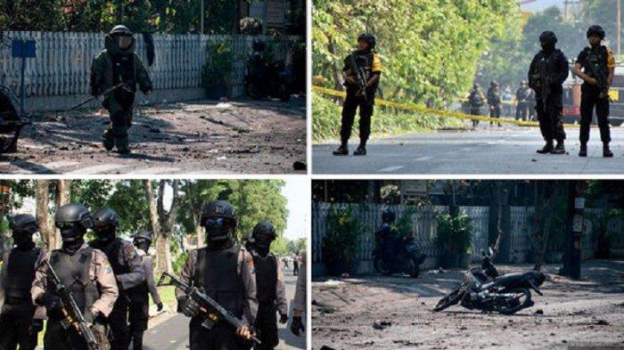 Media Internasional Sebut Jemaah Ansharut Daulah Dalang Bom Gereja di Surabaya