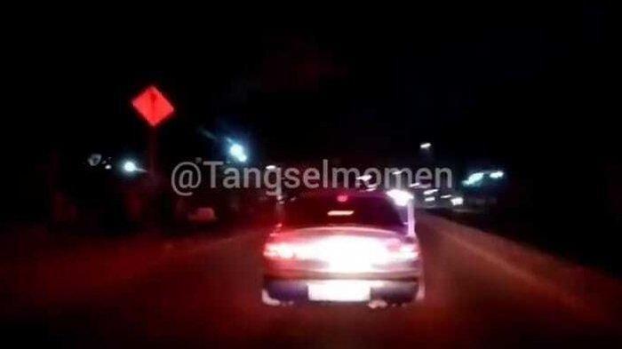 Fakta Viral Video Pengemudi Mobil Sedan Halangi Ambulans di Pamulang Tangsel, Ini Kata Polisi