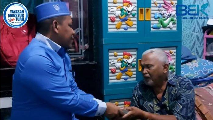 Viral Kakek Suhud Dapat Gepokan Uang, Pengusaha Kalimantan Ngaku Iba Lihat Perlakuan Baim Wong
