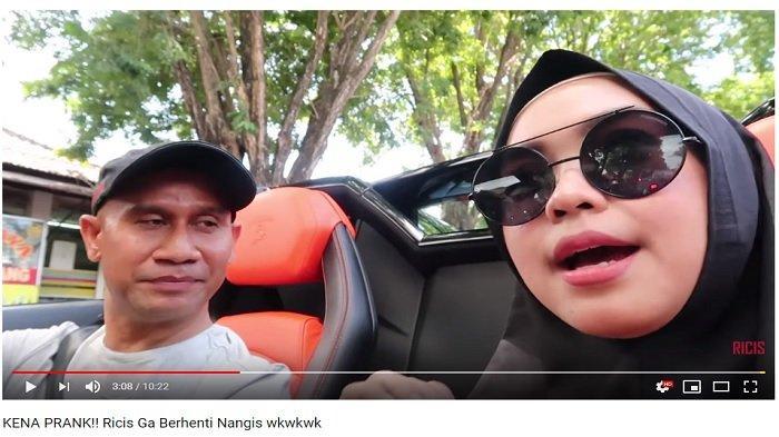 Kena Prank Pengusaha di Bali, Ria Ricis Menangis hingga Minta Vlognya Berhenti