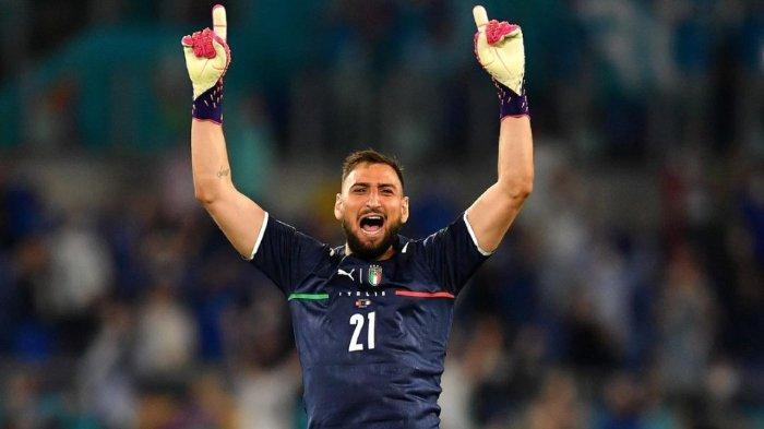 EURO 2020: Bawa Italia Clean Sheet, Donnarumma di Ambang Rekor Fantastis Milik Casillas dan Zoff