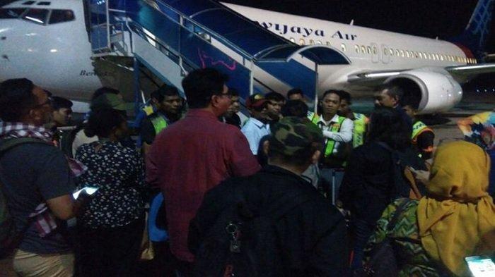 Viral Video Penumpang Sriwijaya Air Panik lantaran Gagal Terbang, Ini Penyebabnya