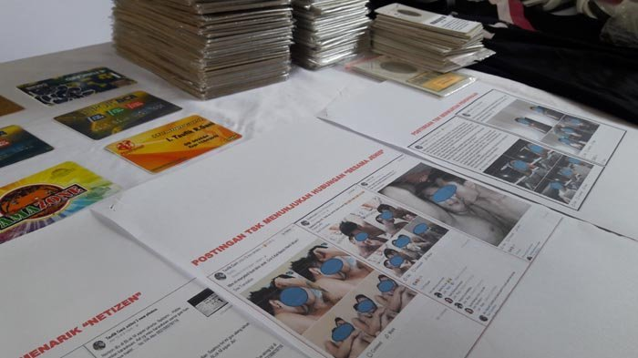 Hina Ayu Ting Ting dan Jokowi, Pria 'Paling Tajir' Diringkus dan Ngaku Idap Penyakit Menular Ini