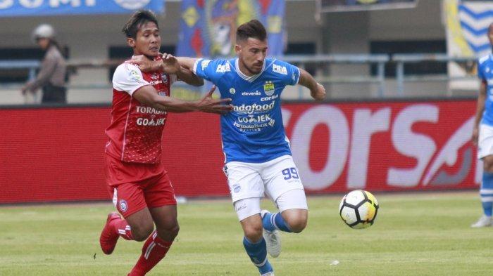Eks Striker Asing Persib Kebanggan Bobotoh Ini Jadi Top Skor di Liga Ekuador, Tak Ingin Dipulangkan?