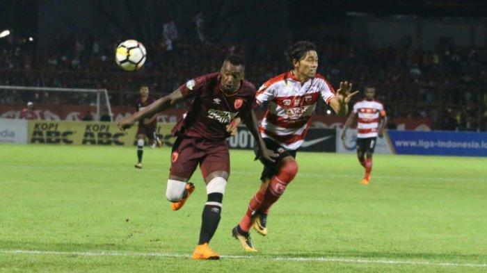 Hasil Liga 1 2018: Kuat di Kandang, PSM Makassar Sukses Bantai Madura United
