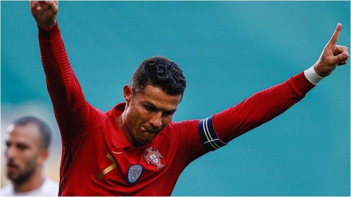 Daftar Top Skor EURO 2020: Posisi Cristiano Ronaldo Rawan Tergusur, Bomber Belgia dan Ceko Menguntit