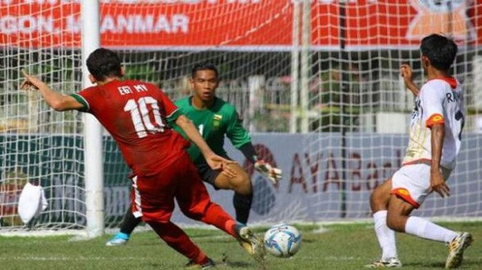Egy Maulana Dinobatkan Sebagai Top Scorer Piala AFF U 18, Ternyata Dipersembahkan untuk . . .