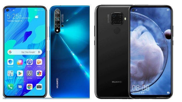 Huawei Nova 5Z Dirilis 1 November 2019, Berikut Perbandingan Spesifikasinya dengan Huawei Nova 5T