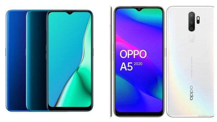 Oppo A5 Dirilis Oktober 2019, Intip Perbandingan Spesifikasinya dengan Oppo A9 Berikut Ini