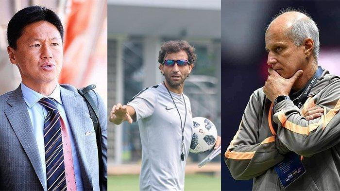 Perbedaan Strategi Luis Milla, Go Oiwa, dan Gama, Kandidat Pelatih Persija, The Jak Pilih Siapa?