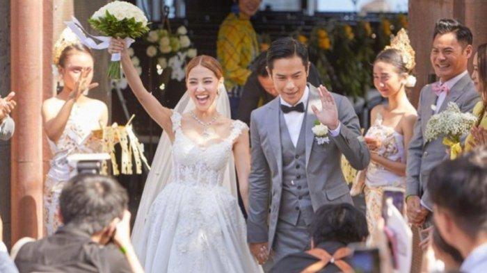 Pasangan Selebritis Asal Hong Kong Ini Gelar Pesta Pernikahan di Hotel Mewah yang Ada di Bali