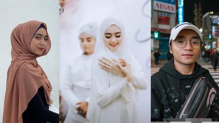 Deretan Foto Sherel Thalib Istri Taqy Malik, Selebgram Asal Batam yang Kecantikannya Tuai Pujian
