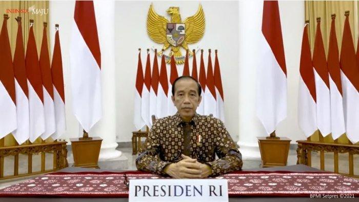 Pernyataan Presiden RI Joko Widodo (Jokowi) tentang Perkembangan Terkini PPKM Darurat, 20 Juli 2021.