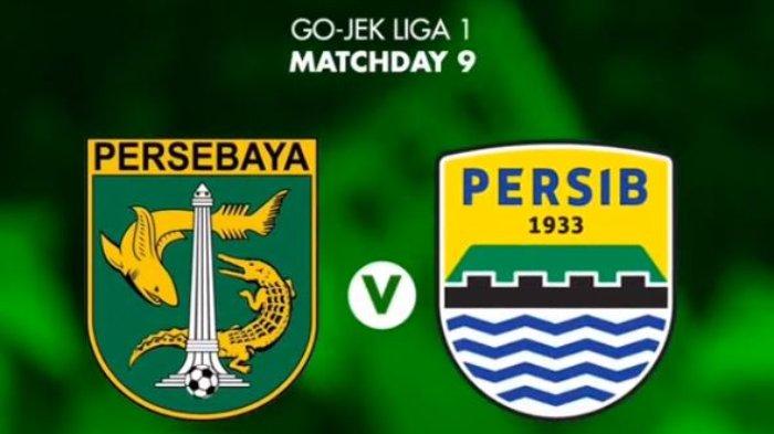 Live Streaming Liga 1 Indonesia: Persebaya Vs Persib Bandung Pukul 18.30 WIB di Indosiar