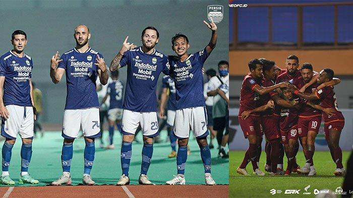 Susunan Pemain Persib Bandung Vs Borneo FC: Deden Natshir Starter, Boaz Solossa Duet dengan Torres
