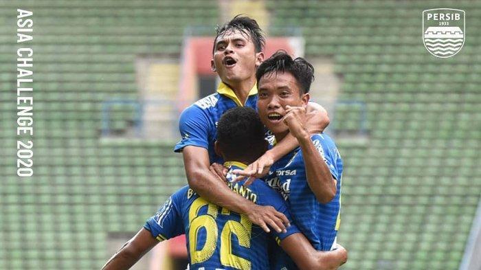 Persib Bandung Dipastikan Menang 2-0 atas Hanoi FC, Lihat Video Gol Cantik Beni Oktovianto