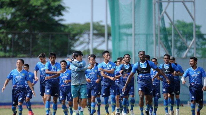 Kata Manajemen soal Persib Bandung Bakal Pakai Jersey Baru di Piala Wali Kota Solo 2021
