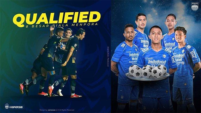 Persib Bandung Satu-satunya Tim yang Mainkan Semua Skuat di Piala Menpora 2021, Ini List Pemainnya
