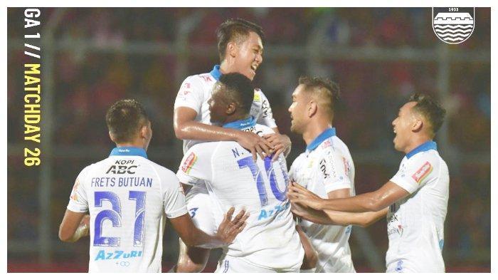 Persib Bandung Kalahakan Kalteng Putra 2-0, Robert Alberts: Kita Tanpa Ragu Tentang 3 Poin