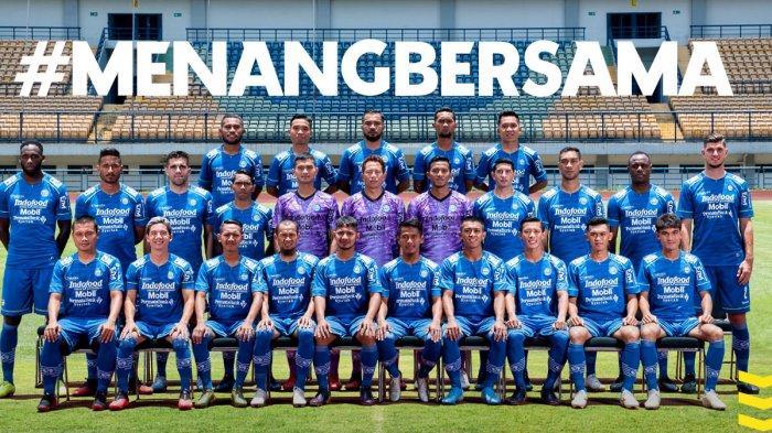 Persib Bandung Arungi Liga 1 2021 dengan 4 Pemain Asing dan 4 Naturalisasi, Lihat Statistik Mereka